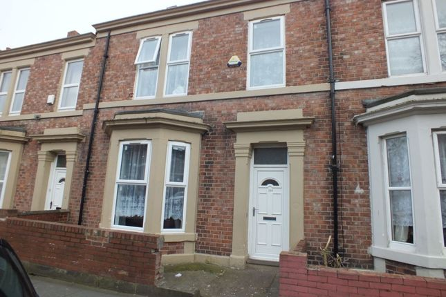 Thumbnail Terraced house for sale in Dilston Road, Arthurs Hill, Newcastle Upon Tyne