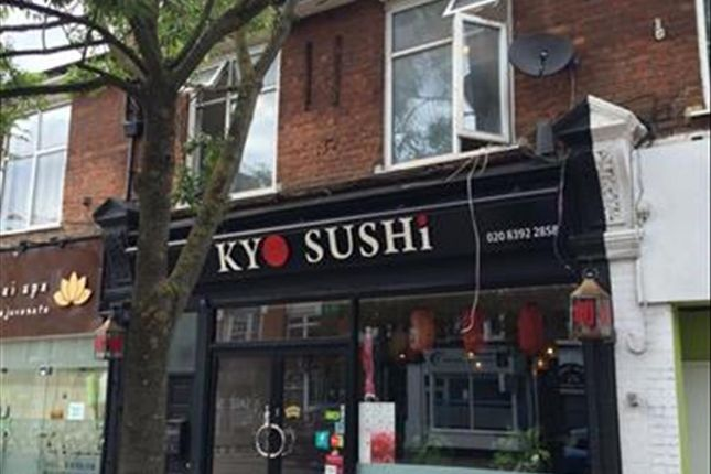 Thumbnail Leisure/hospitality for sale in Sushi Restaurant SW14, London