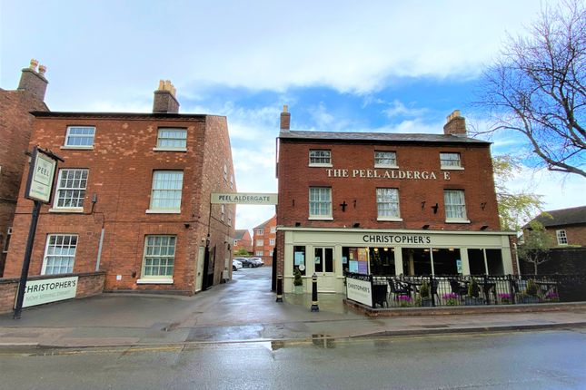 Thumbnail Leisure/hospitality for sale in The Peel Hotel & Christophers, Aldergate, Tamworth