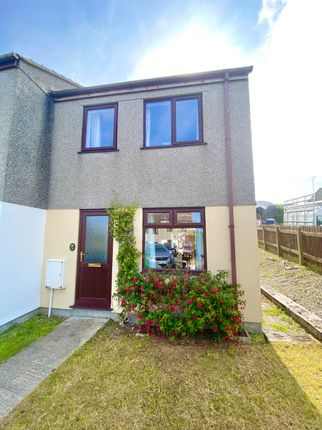 2 bed end terrace house for sale in Collygree Parc, Goldsithney, Penzance TR20