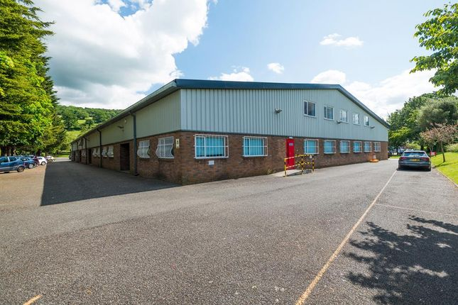 Thumbnail Light industrial to let in Unit 2 Waller House, Elvicta Business Park, Crickhowell