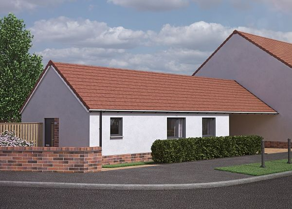 Thumbnail Bungalow for sale in Stewart Gardens, Malletsheugh Road, Newton Mearns