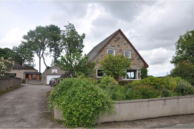 Thumbnail Detached house for sale in Daviot, Inverurie