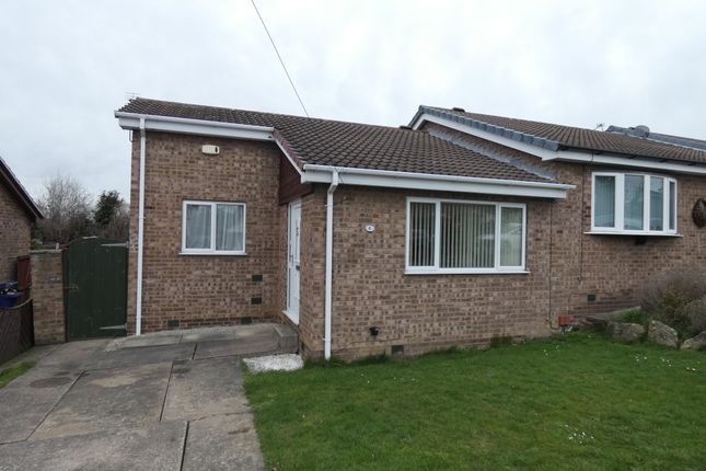 Thumbnail Bungalow for sale in Uttoxeter Avenue, Mexborough