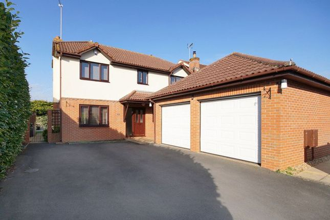 Thumbnail Detached house for sale in Sandstone Rise, Winterbourne, Bristol