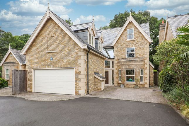 5 bed detached house for sale in Oak View, Sheffield S17
