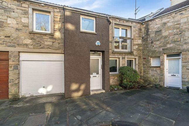 Thumbnail 2 bed terraced house for sale in 10 Grange Court, Edinburgh