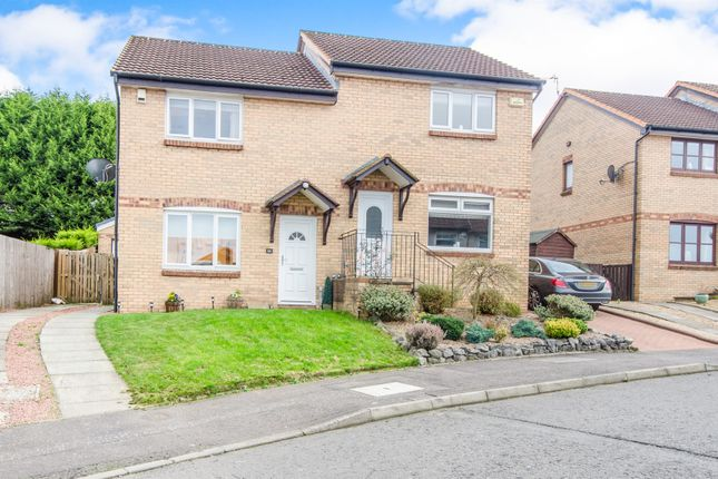 Thumbnail Semi-detached house for sale in Wheatley Loan, Bishopbriggs, Glasgow