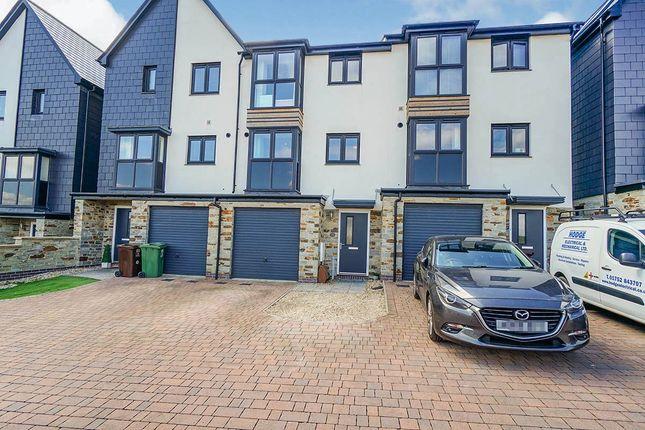 Thumbnail Terraced house for sale in Runway Road, Plymouth, Devon