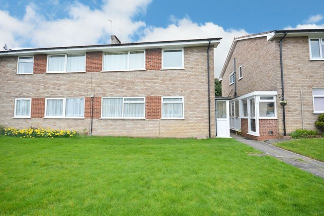Thumbnail Maisonette for sale in Stourton Close, Knowle, Solihull
