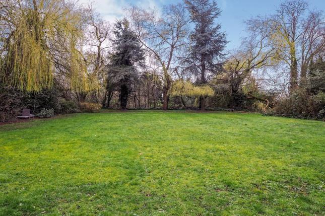 Garden of The Cranfield, Hine Hall, Nottingham, Nottinghamshire NG3