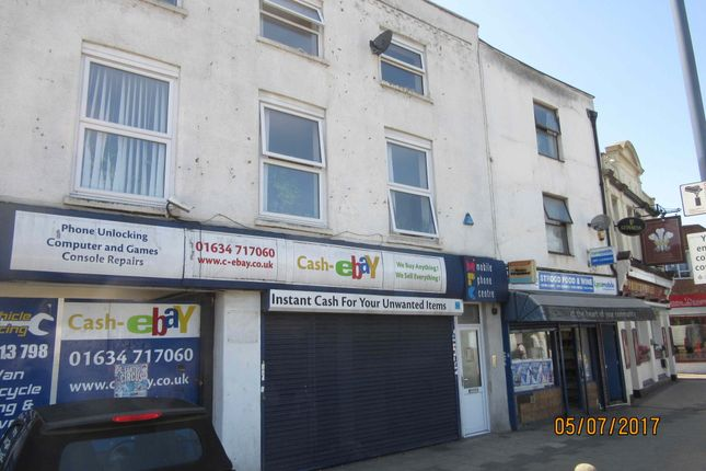 Thumbnail Flat to rent in High Street, Strood, Rochester, Kent