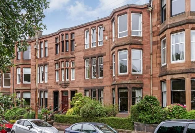 Thumbnail Flat for sale in Marlborough Avenue, Broomhill, Glasgow