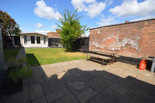 Rear Garden of Park Road, Blaby, Leicester LE8