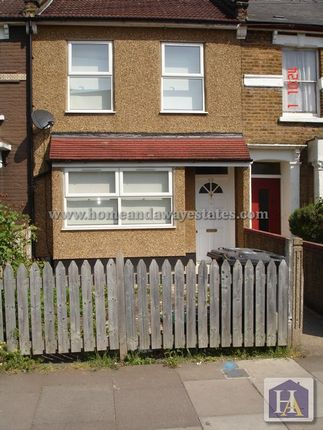 Thumbnail Terraced house to rent in Granville Road, Wood Green