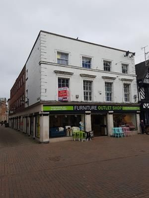 Thumbnail Retail premises to let in Greengate Street/18 Martin Street, Stafford, Staffordshire