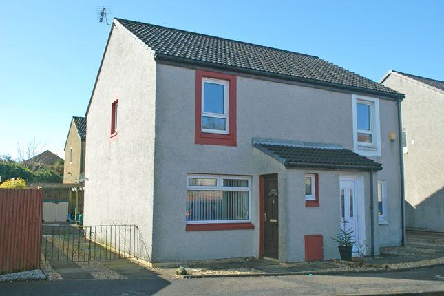 Thumbnail Semi-detached house for sale in Franchi Drive, Stenhousemuir