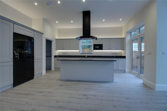 Thumbnail Semi-detached house for sale in Calvin Close, Camberley, Surrey