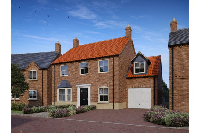 Thumbnail Detached house for sale in High Street, Eagle