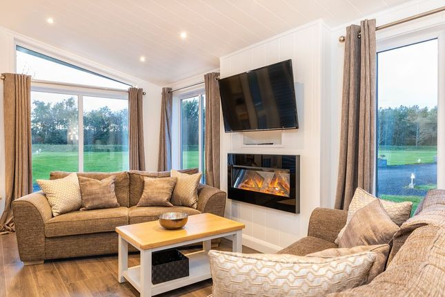 Thumbnail Lodge for sale in Errol, Perth