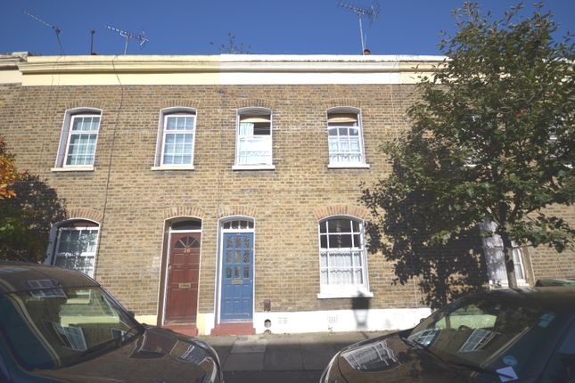 2 bed terraced house to rent in Admiral Street, London SE8