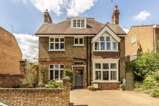 Thumbnail Detached house for sale in Clifden Road, Twickenham