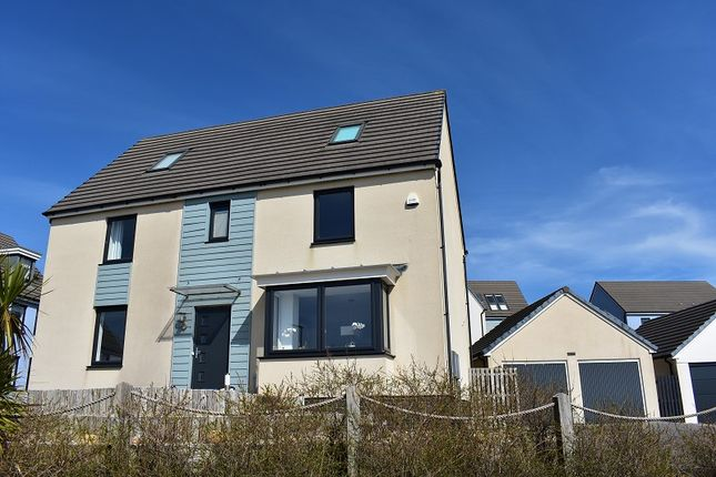 Thumbnail Detached house for sale in Channel View, Ogmore-By-Sea, Bridgend County.
