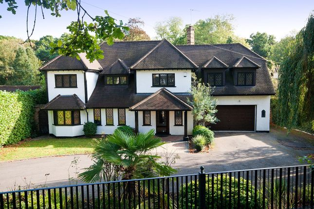 Thumbnail Detached house for sale in Wolsey Road, Moor Park Estate, Northwood