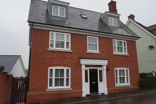 Thumbnail Detached house for sale in St. Peters Walk, Great Totham