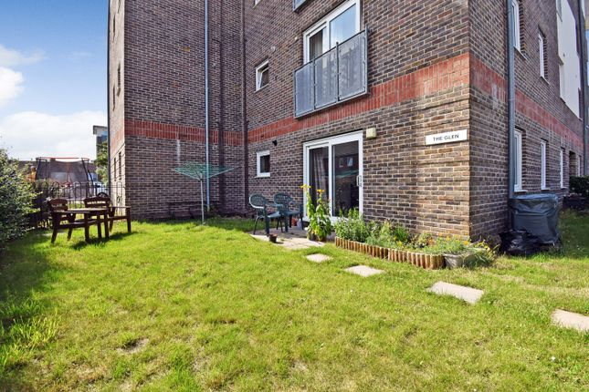 Thumbnail Flat to rent in Cranbury Road, Eastleigh