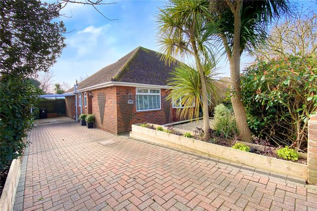 Thumbnail Bungalow for sale in Lansdowne Way, Angmering, West Sussex