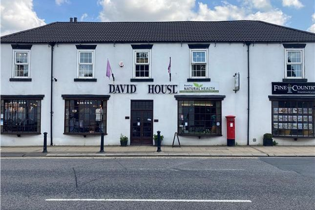Thumbnail Retail premises to let in David House, South Parade, Bawtry, Doncaster
