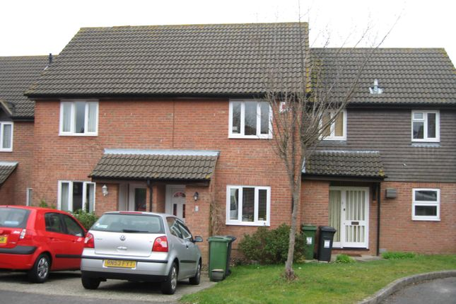 Thumbnail Terraced house to rent in Rochester Close, Basingstoke