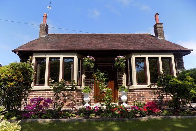 Thumbnail Detached bungalow for sale in Poulton Road, Blackpool