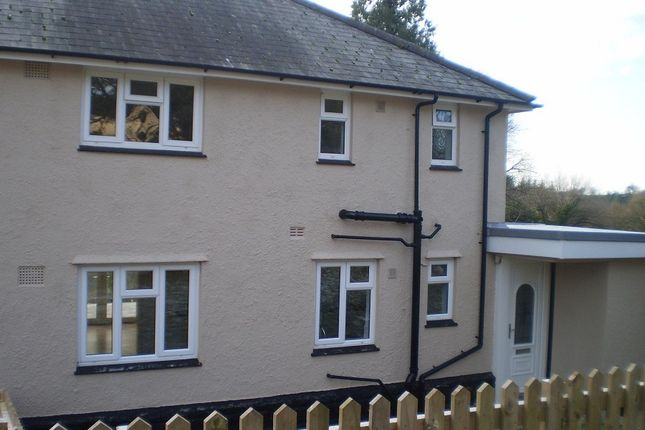 Thumbnail Semi-detached house to rent in Coomb Drive, Llangynog, Carmarthen
