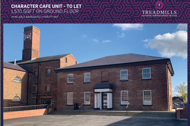 Thumbnail Restaurant/cafe to let in East Road, Northallerton