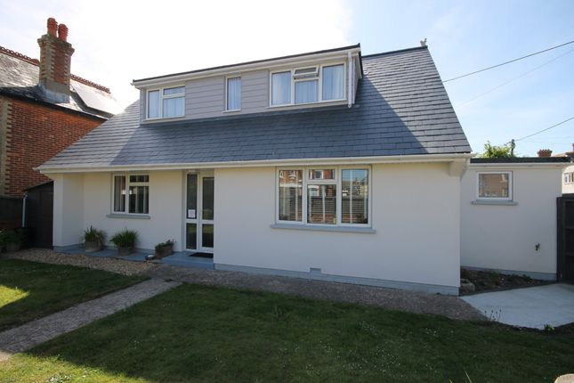 Thumbnail Detached house for sale in Tennyson Road, Yarmouth