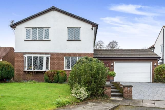 Thumbnail Detached house for sale in Fairways Close, Liverpool, Merseyside
