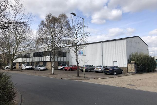 Thumbnail Light industrial to let in Hampstead Avenue, Mildenhall, Bury St. Edmunds, Suffolk