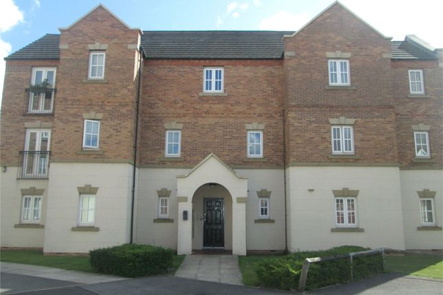 1 bed flat to rent in Denbigh Avenue, Worksop, Nottinghamshire S81