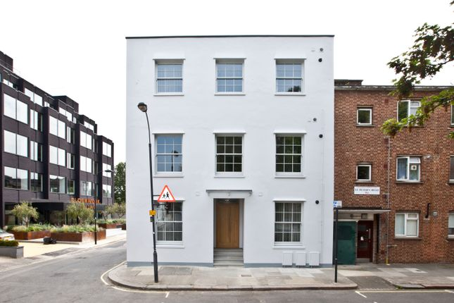 Thumbnail Flat for sale in Hope House, 40 St. Peters Road, Hammersmith