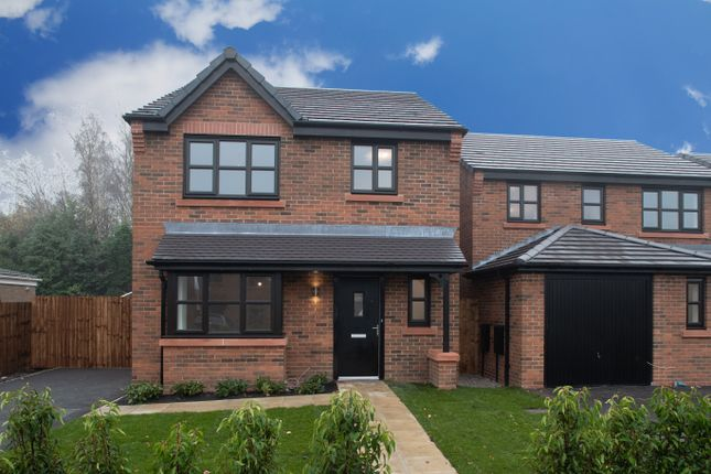 Thumbnail Detached house for sale in Green Lane, Eccles