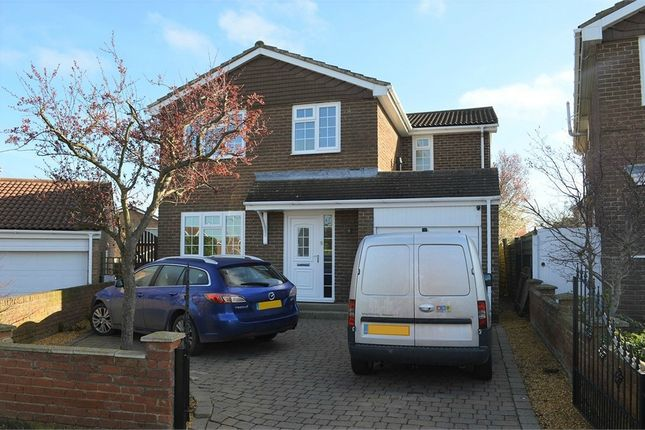 Thumbnail Detached house for sale in Woodbrook Close, New Marske, Redcar, North Yorkshire