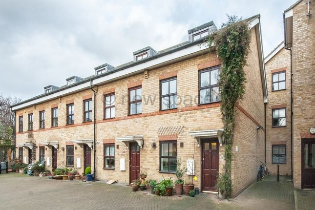 Thumbnail Terraced house to rent in Louisa Close, Victoria Park
