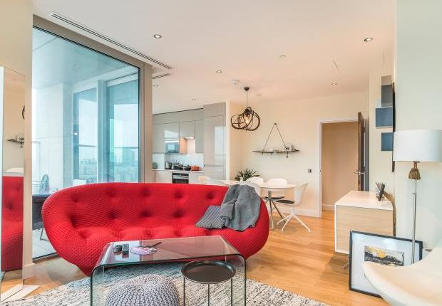 Thumbnail Flat to rent in Arora Tower, 2 Waterview Drive