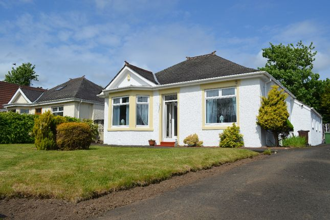 Thumbnail Detached bungalow for sale in Menock Road, Glasgow
