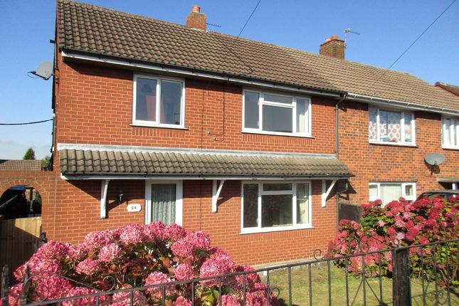 Thumbnail Semi-detached house to rent in Essex Drive, Kidsgrove, Stoke-On-Trent