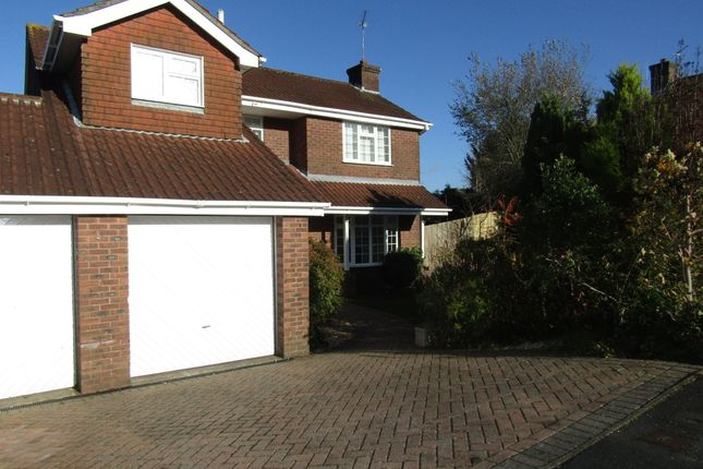 Thumbnail Detached house to rent in Mallow Close, Waterlooville