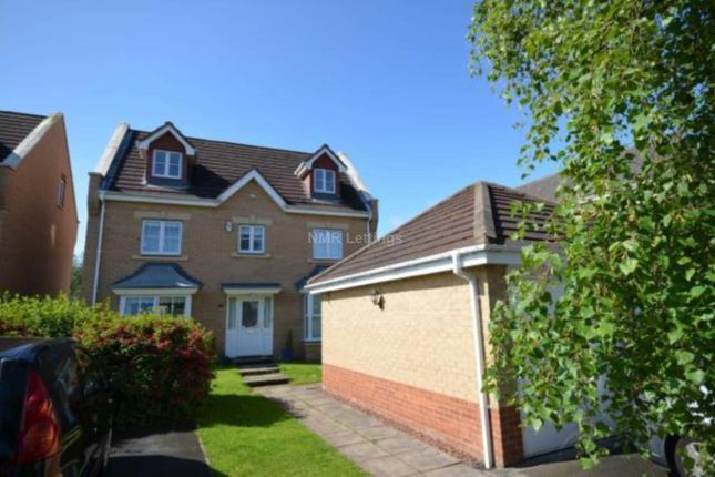 Thumbnail Detached house to rent in Broadmeadows, Swalwell, Newcastle Upon Tyne