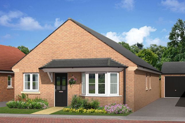 Thumbnail Detached bungalow for sale in Boothferry Road, Hessle, East Riding Of Yorkshire